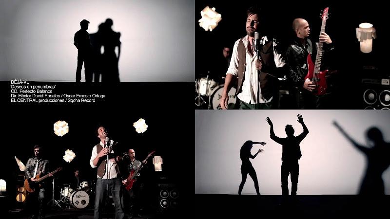 Jhamy (Deja-vu) - ¨Deseos en Penumbras¨ - Videoclip - Dirección: Héctor David Rosales - Oscar Ernesto Ortega