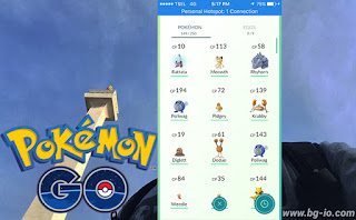 Pengalaman cari Pokemon Go ke Monas