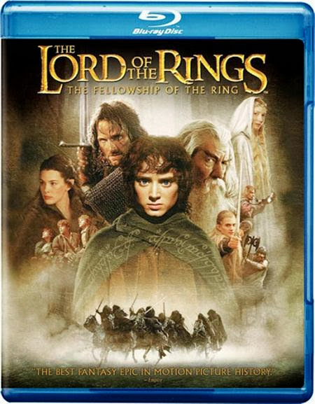 The Lord of the Rings The Fellowship of the Ring 2001 BRRIp Hindi Dubbed Dual Audio 400MB MediaFire