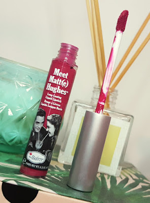 theBalm Meet Matt(e) Hughes Long-Lasting Liquid Lipstick in Dedicated