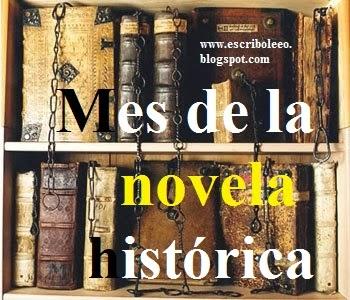 mes novela histórica