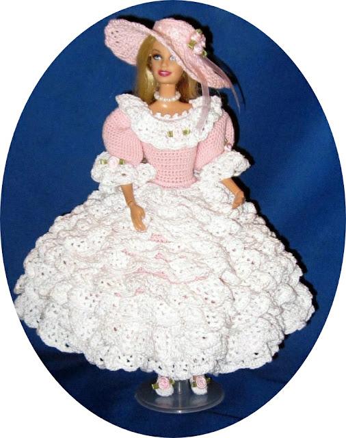 Southern Belle Afternoon Tea Barbie