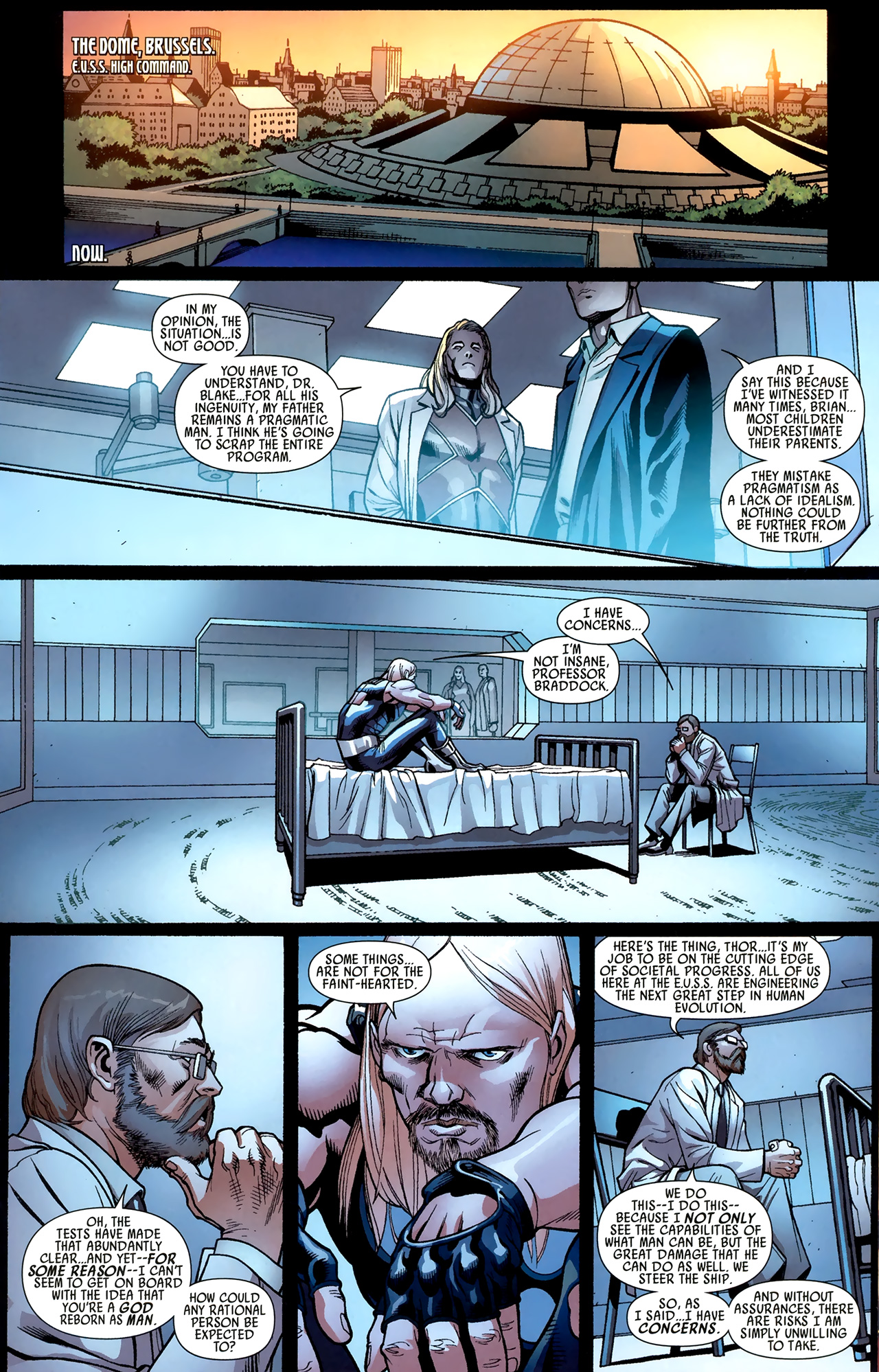 Read online Ultimate Thor comic -  Issue #3 - 13