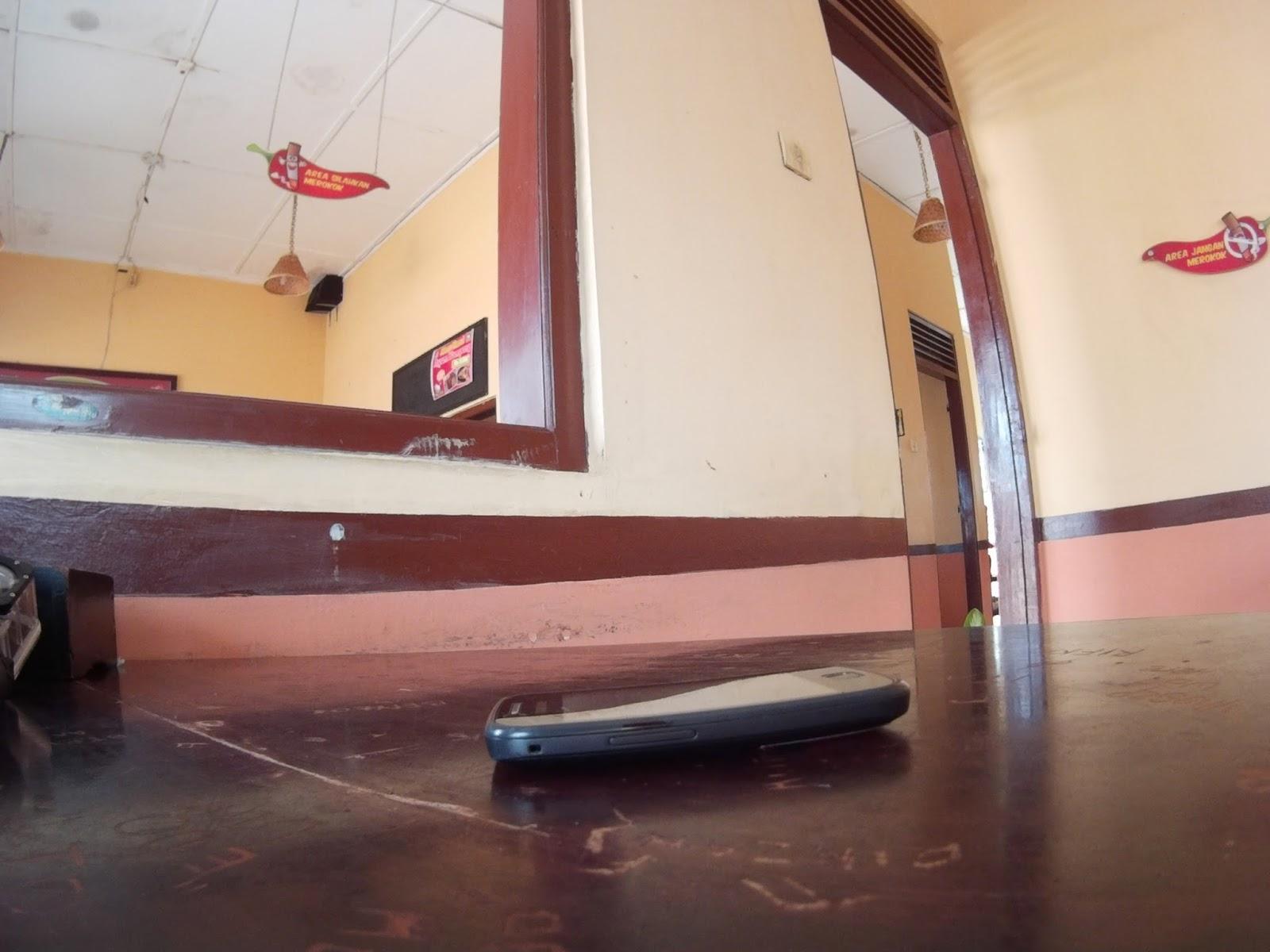 Hasil foto SJcam SJ4000 wifi