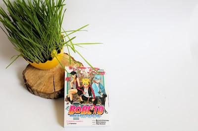 Masashi Kishimoto, Mikio Ikemoto, Ukyo Kodachi - Boruto: Naruto Next Generations t.1 - Boruto Uzumaki