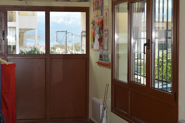 Ολοκληρώθηκαν οι επισκευαστικές εργασίες στο νηπιαγωγείο της Άριας από τον Δήμο Ναυπλιέων