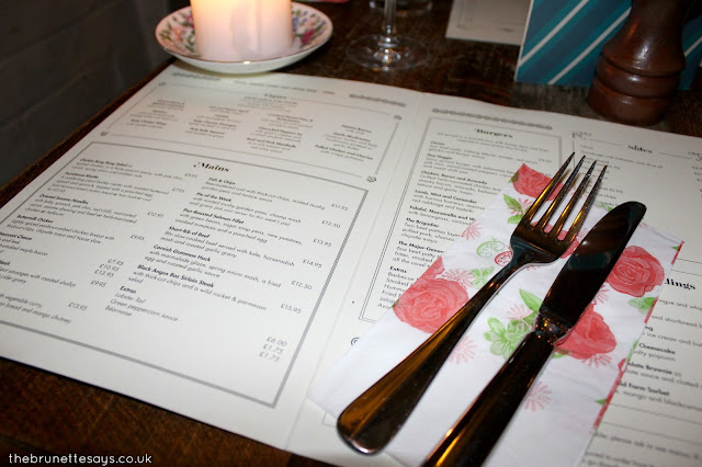 cosy club, leicester, new menu, food, drink, review