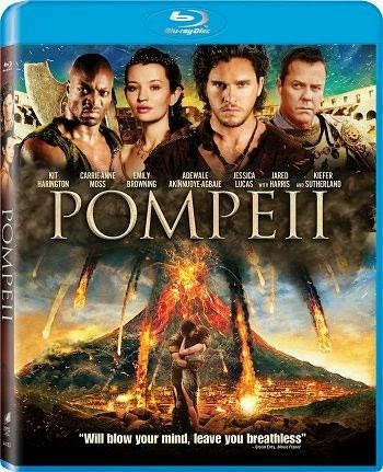 Pompeii 2014 720p BRRip AC3 5.1 800mb