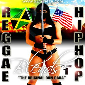 DJAYTIGER- REGGAE HIPHOP BLENDS VOL 1