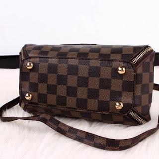 Tas Wanita Import | Cooper Damier Handbags 6016