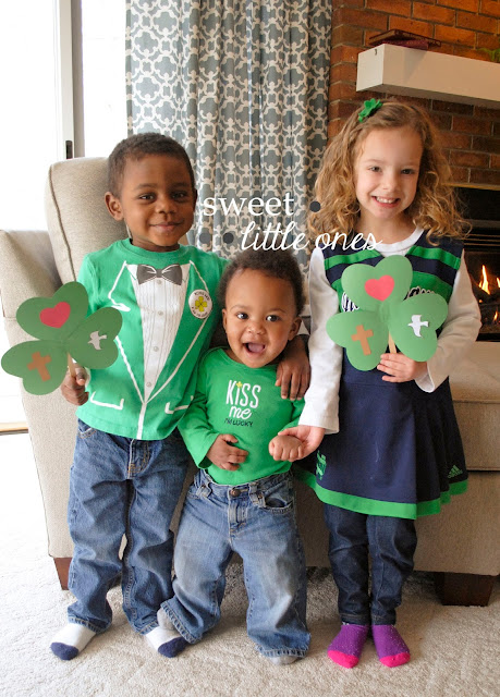 St. Patrick's Day Celebration Favorites {Tuesday Talk #114}