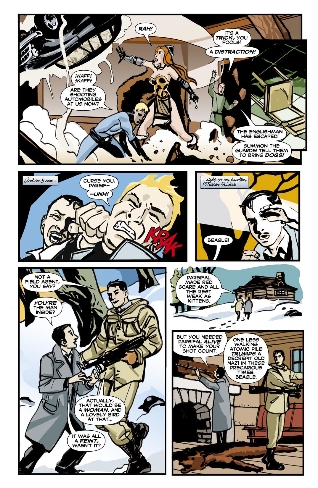 Detective Comics (1937) 807 Page 28