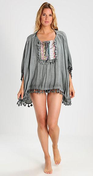 ropa de playa mujer Zalando caftán
