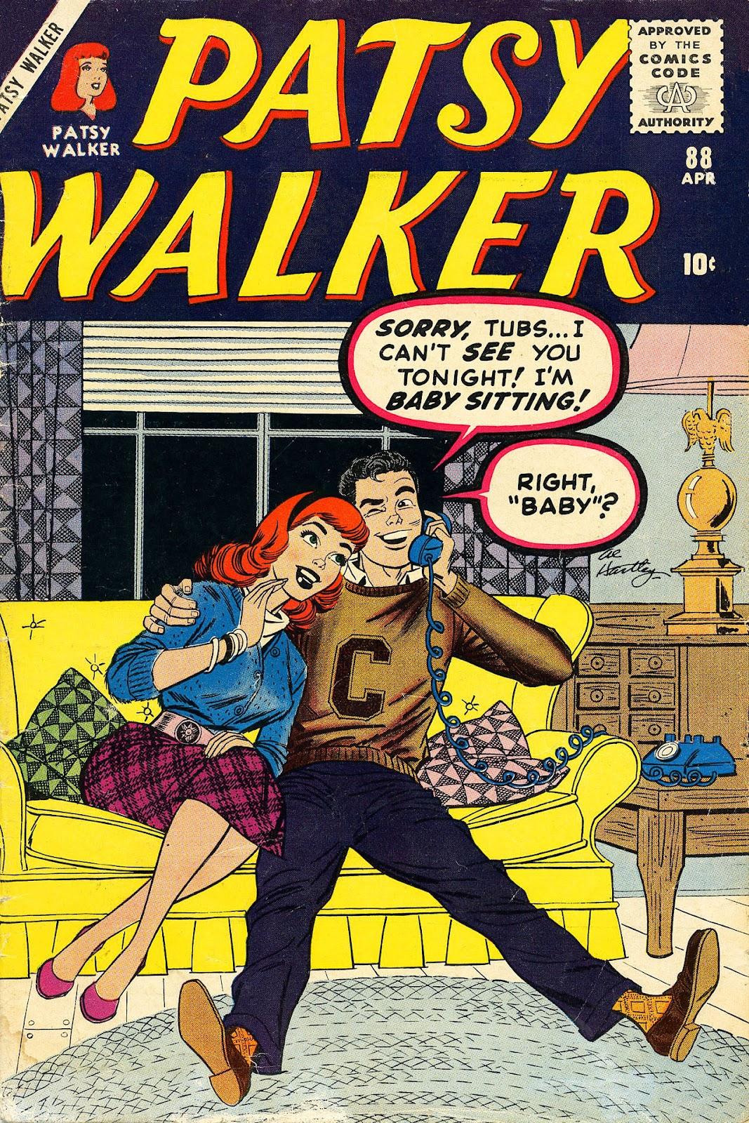 Patsy Walker 88 Page 1