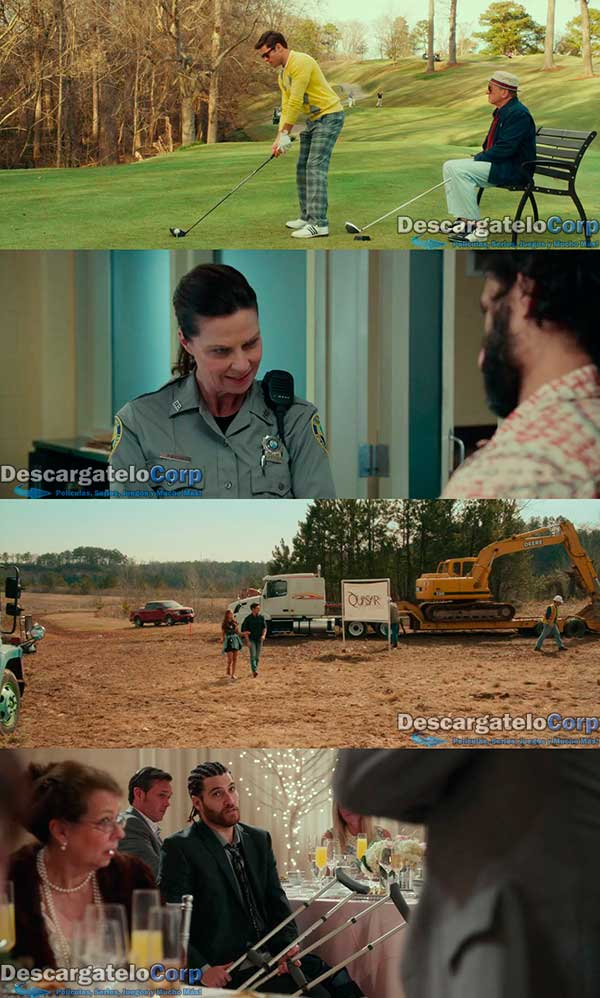 Mi Abuelo es un Peligro HD 720p Latino