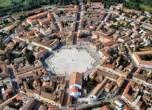Centro de Palmanova - Itália