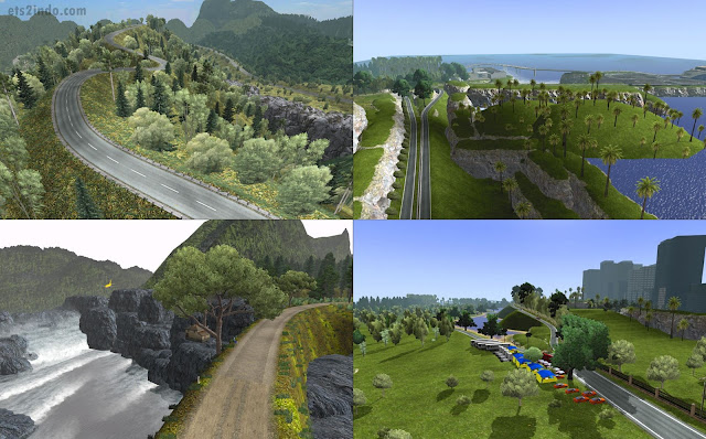 Map EMMI V3.0 By Brayen ETS2 v1.30-1.32