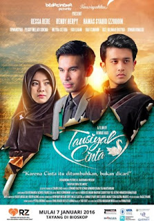 Download film Tausiyah Cinta (2016) DVDRip Gratis