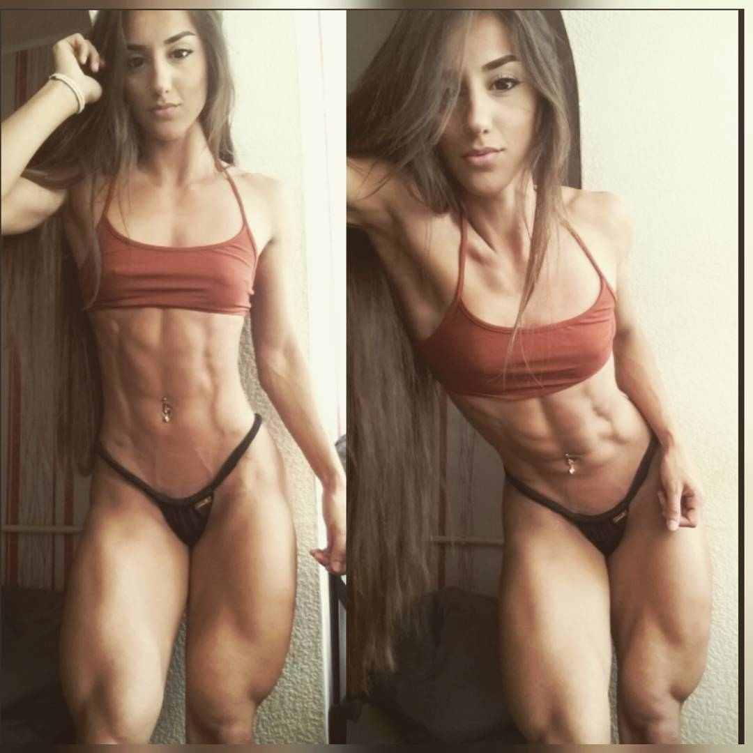 Women Bodybuilders Diet - The Key to a Lean Healthy Womanly Form (Part 1)