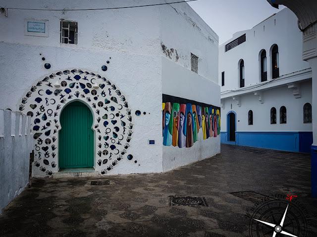 arte en la calle, Assilah