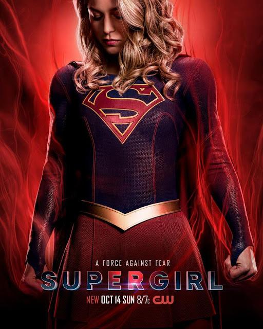 The CW nos muestra un nuevo póster a la cuarta temporada de Supergirl, la cual se estrenará este 14 de octubre.