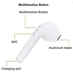 Headset bluetooth merupakan inovasi baru dari headset berkabel Harga Headset Bluetooth Iphone Apple 5, 6, 7 dan Tipe Lainnya