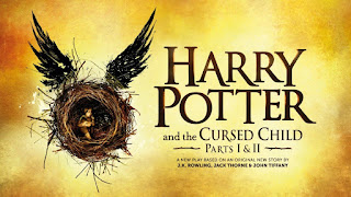 Harry Potter and the Cursed Child 2016 eataly smeraldo