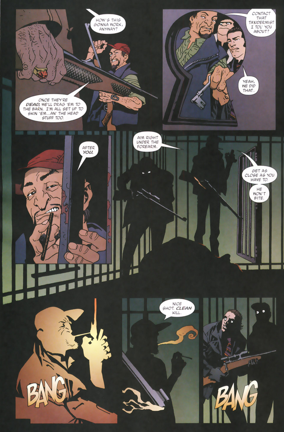 Read online 100 Bullets comic -  Issue #48 - 20