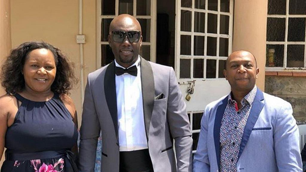 Someone Paid For Dennis Okari's Wedding? Again?