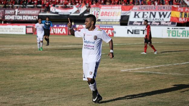 Dilatih Luis Milla, Winger Bali United Ini Ingin Ikuti Jejak Juan Mata