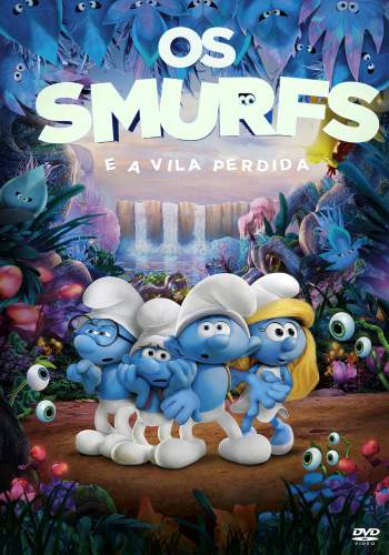 Os Smurfs e a Vila Perdida 3D Torrent – BluRay 1080p Dual Áudio