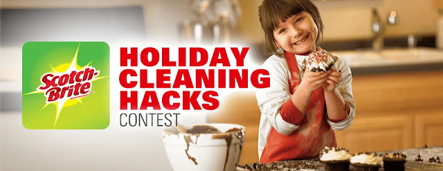 Your Holiday Cleaning Hacks Could Win You $1000