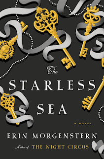 all about The Starless Sea by Erin Morgenstern