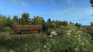 Countryside and Nature Screenshots of the Beyond the Baltic Sea DLC