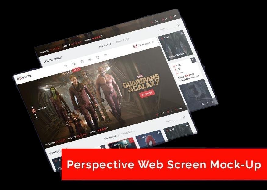 Web Mock Up EZ Desain