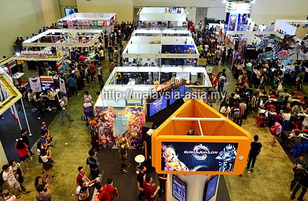 Malaysia Comic Fiesta