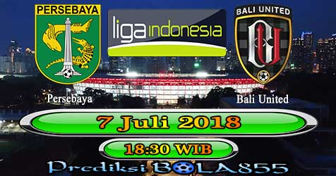 Prediksi Bola855 Persebaya vs Bali United 7 Juli 2018