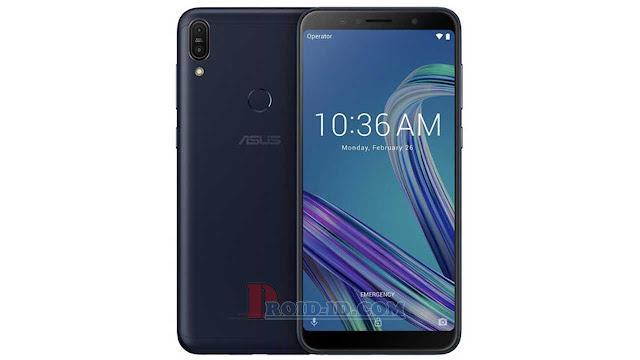 Cara Flash ASUS Zenfone Max Pro (M1) ZB602KL Via AFT