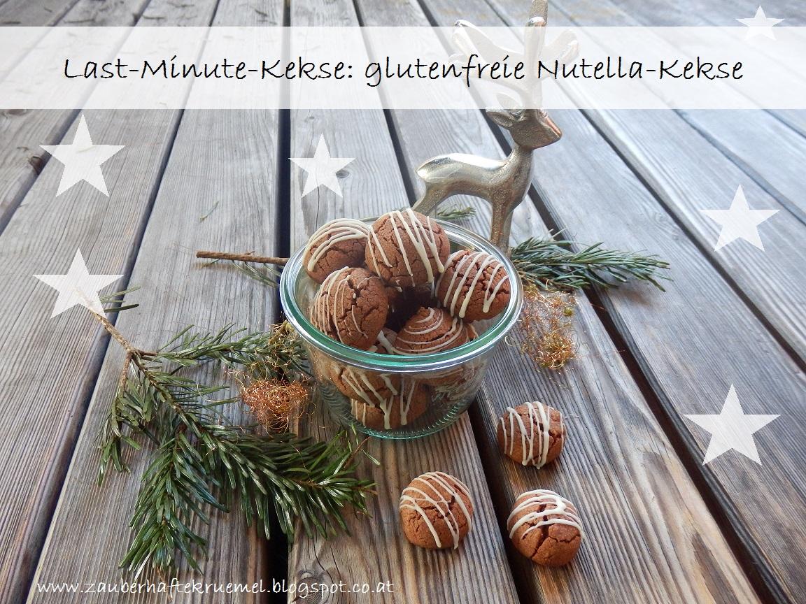 nutella rezepte kekse