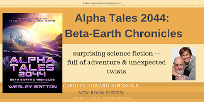 Dr. Wesley Britton is author of The Beta Earth Chronicles