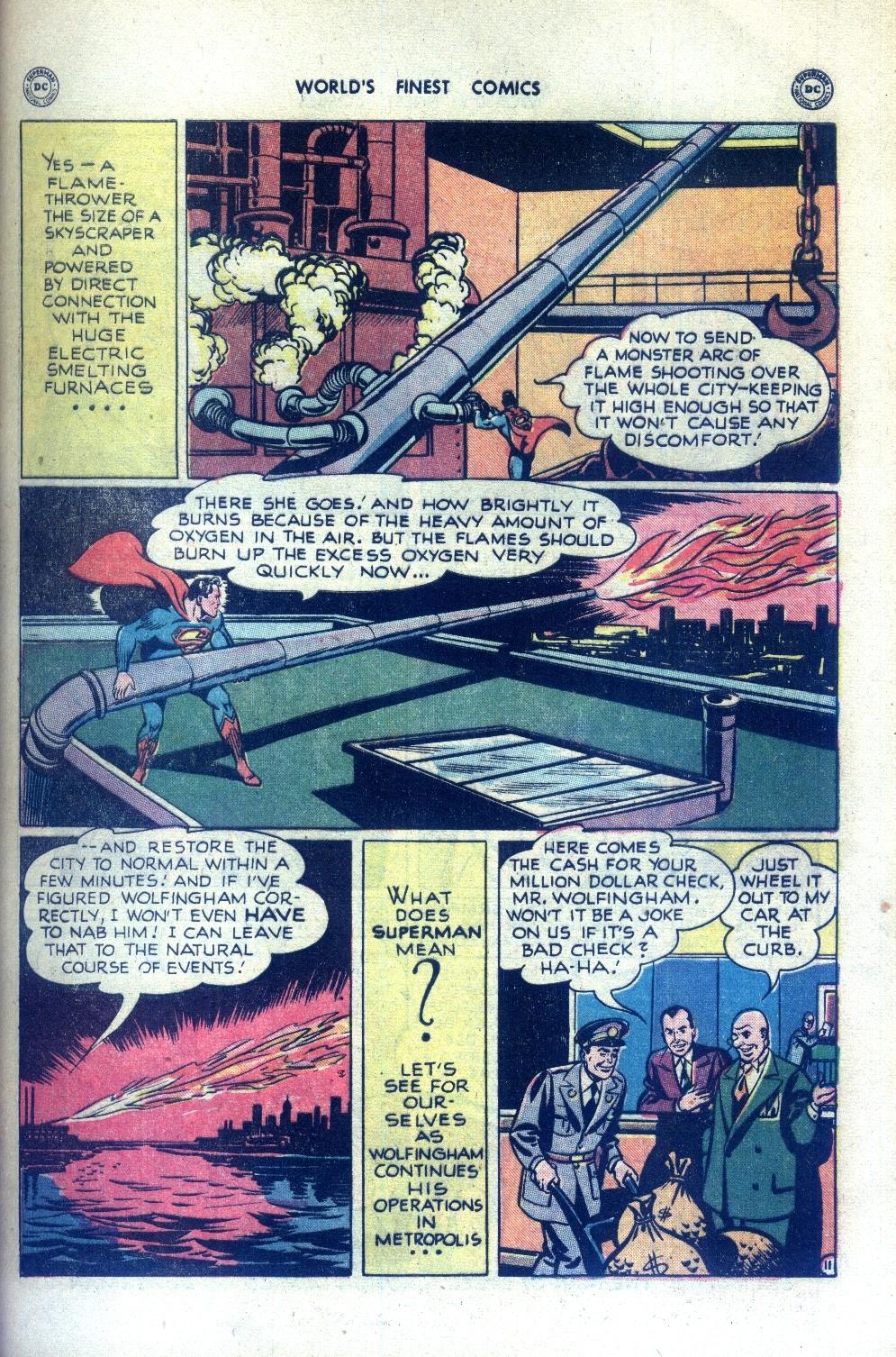 Read online World's Finest Comics comic -  Issue #43 - 13