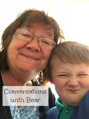 Conversations with Bear #1 - The Dark