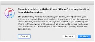 Cara Masuk Recovery Mode di iPhone XS dan iPhone XS Max