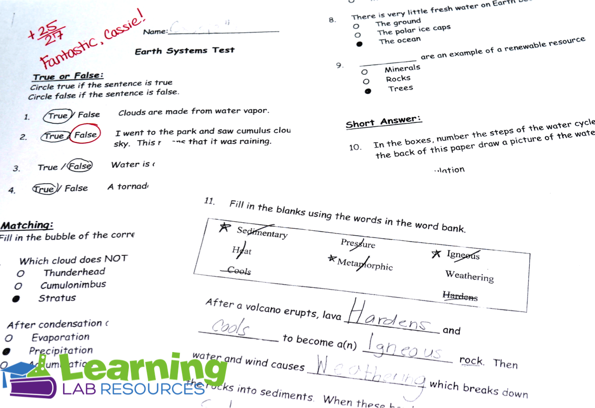 """""""Trick"""" students into learning about test-taking strategies by having them create the next unit test themselves."""