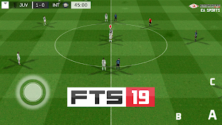 FTS 2019 Android Offline 300MB HD Graphics