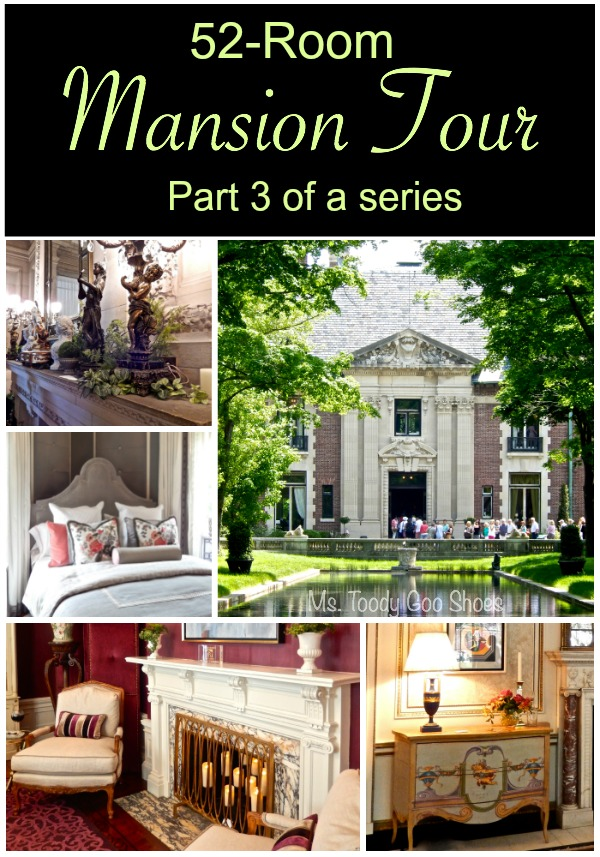Mega-Mansion Tour: Part 3 || Ms. Toody Goo Shoes