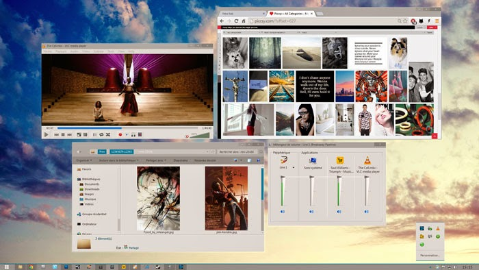 Download Tema Windows 7 Keren Gratis 1
