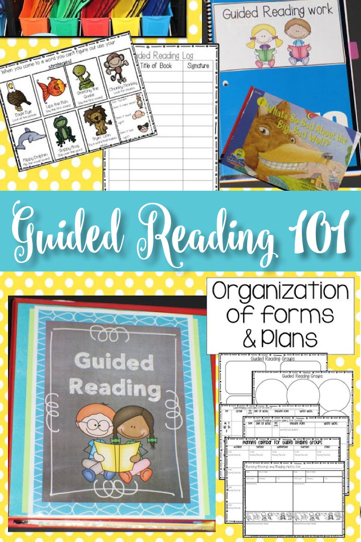 Guided Reading 101 Part 1 Mrs Jumps Class