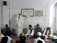 Safari Ramadhan di Masjid Nurul Huda Desa Ntori, Bupati Terkenang Alm Suami