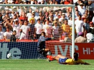 Gol bunuh diri Andres Escobar